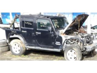 Motor Jeep Wrangler 3.6 2015, Puerto Rico
