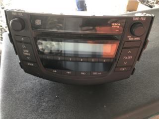 Radio Toyota Rv 4 06, Puerto Rico