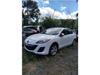 Mazda 3 2010 2012 2013 2014, Puerto Rico