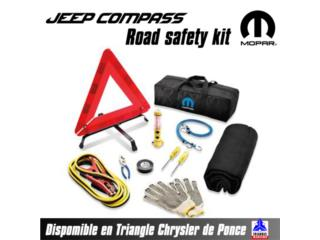 Jeep Compass road safety kit. , Puerto Rico