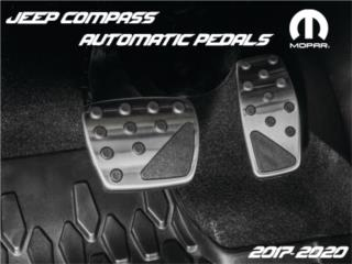 Jeep Compass Automatic pedals 2017-18, Puerto Rico