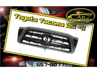 PARRILLA Toyota TACOMA 2005 - 2008, Puerto Rico