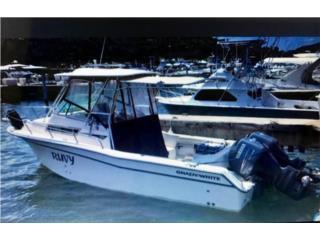 Grady White - G/White Islander 27 '02 / Yamaha 2005 engines Puerto Rico