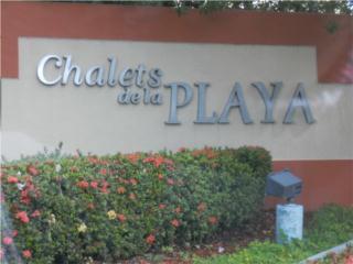 Chalets de La Playa