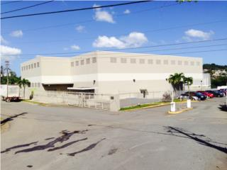 LOS FRAILES - WAREHOUSE AND OFFICE