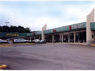 Plaza San Sebastian Shopping Center