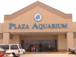 Toa Alta, Plaza Aquarium Mall