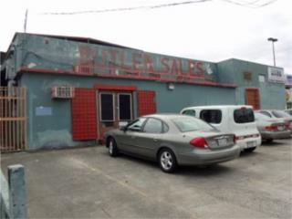 San Juan, Butler Warehouse