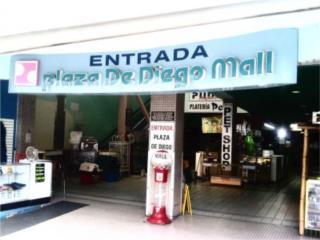 San Juan, Plaza De Diego Mall