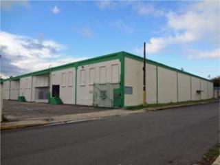 San Juan Bosco Warehouse