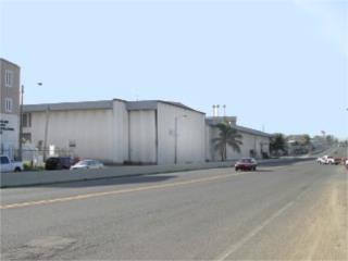 Corujo Warehouse Building