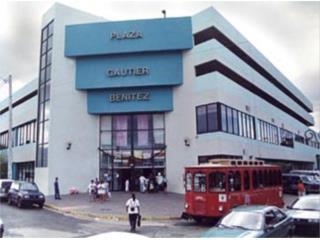 Plaza Gautier Benitez en Caguas