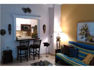 Calle San Justo 1/1 fully fur/w/d/patio