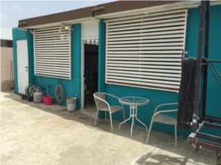Villa Carolina, 1H/1B, $450 con agua/luz