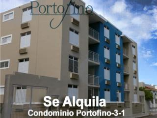 CONDOMINIO PORTOFINO-EQUIPADO Y NUEVO-$699