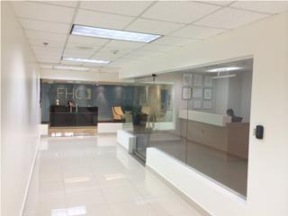 ESPECTACULAR OFFICES FOR RENT W/PARKING