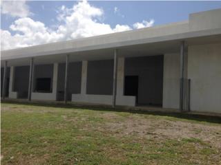Ponce, Plaza Real Anon, Edificio Industrial,