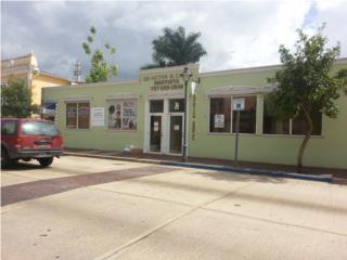 Local en calle Carbonell -Pueblo de Cabo Rojo