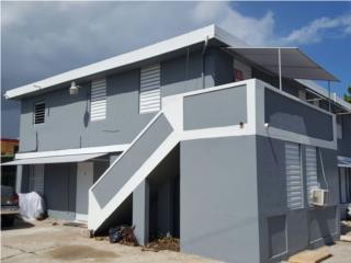 apt de 1 piso esq con agua y luz $350,$450