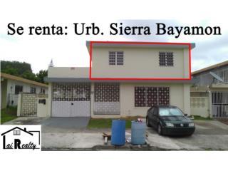 Sierra Bayamon - A pasos de Plaza del Sol
