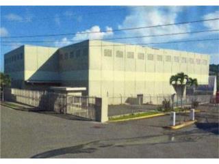 Los Frailes Industrial Warehouse