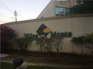 PH Villas del Monte Cupeyr (3-2-2) Moderno!!