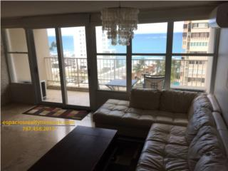 Oceanfront fully furnished equipped with pkg