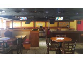 **Restaurante Equipado @ 167 con 200 Parkings**