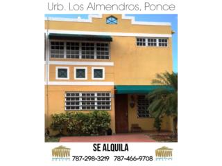 Los Almendros Town House, Ponce