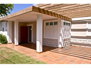 Unfurnished, remodeled home with patio