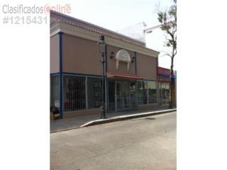 Espacio comercial en Ponce Centro