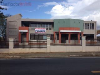 Locales Comerciales y una Residencia