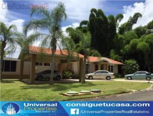 Urb Sabanera /Camino Lomas -HERMOSA PROPIEDAD