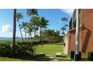Furnished Ocean  front view Villa at Palmas