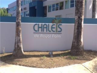 CHALETS DE ROYAL PLAM..AMUEBLADO Y EQUIPADO!!