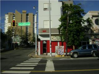 Ave Ponce de Leon, Santurce