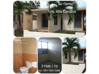 Urb. Villa Carolina 3H/1B Terrera
