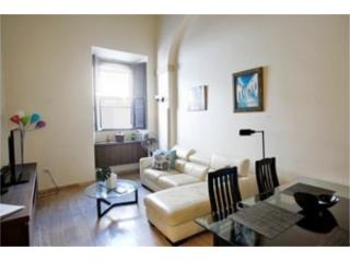 2 bedroom modern furnished apt.