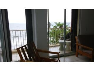 Isla verde- 2'bedr 1 bath ocean view $1,300-