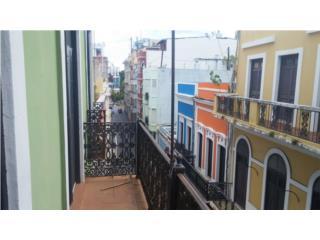 Amplio apartamento en 3er piso semi-amueblado