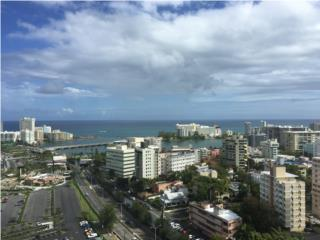 Caribbean Sea View Vista/ Piso 22/ 1,344p2
