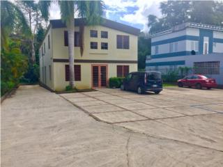 Edific y solar para Escuela frente Sta Maria Shopi