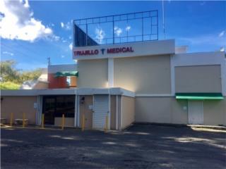 Expreso de Trujillo Alto, centricos locales