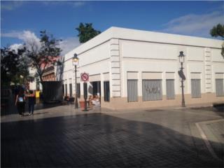 Ponce Centro, Paseo Atocha esquina calle Sol 80
