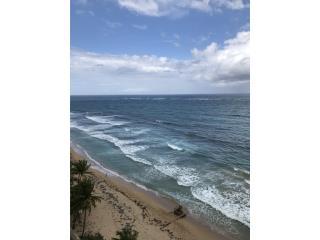 Ocean front Paseo Don Juan 3 br 3 ba 2 pkg
