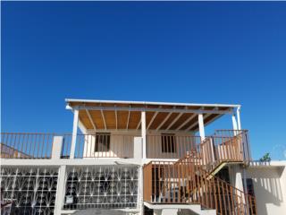 Apartamento con amplía terraza