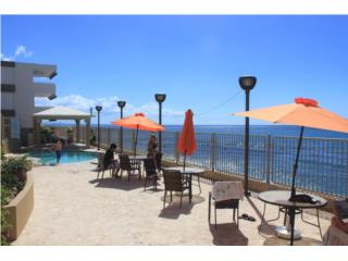 Beachfront first floor unit for rent