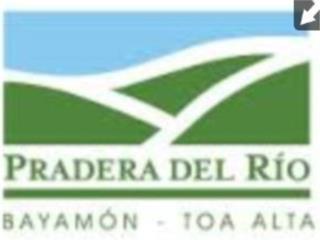 URB PRADERA DEL RIO...TOA ALTA!!!
