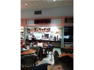 Local en Food Court Centro Gran Caribe, Vega