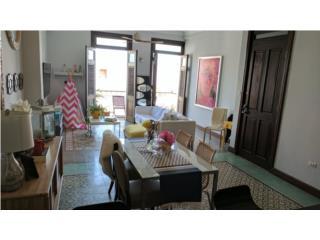 3 bedroom,  2 bath. balcony, furnished